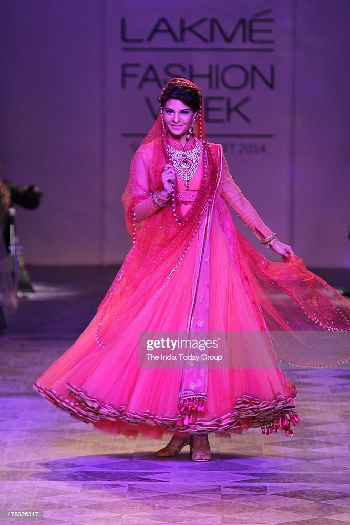 Lakme Fashion Week 2014 : News Photo
