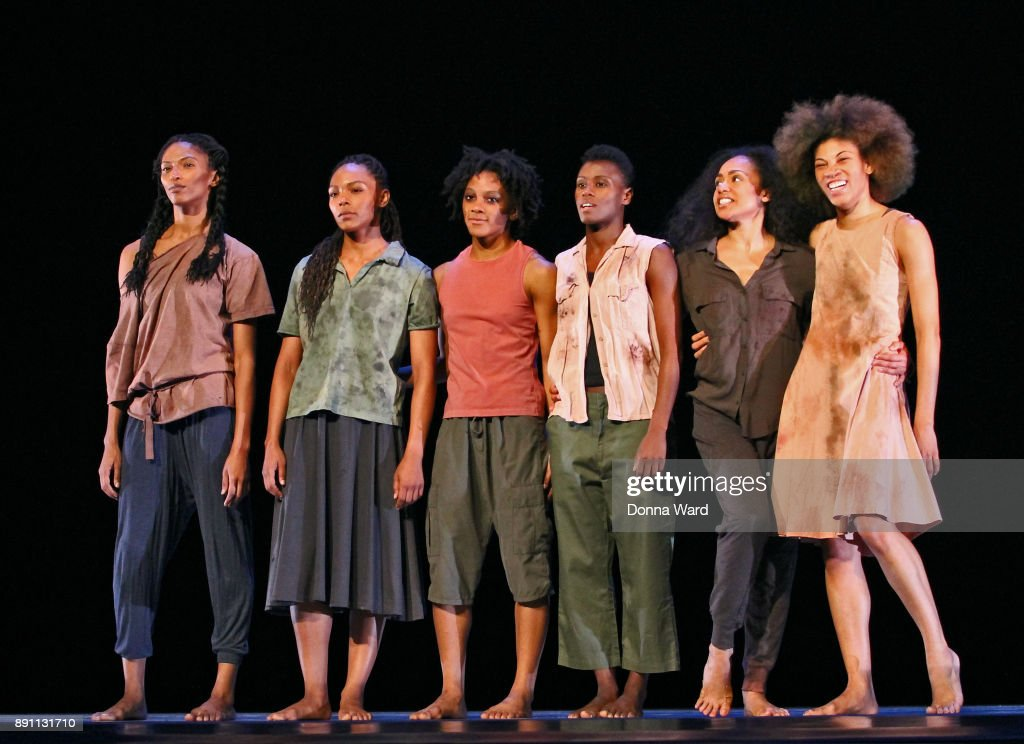 "Alvin Ailey's ""Shelter"" Dress Rehearsal"