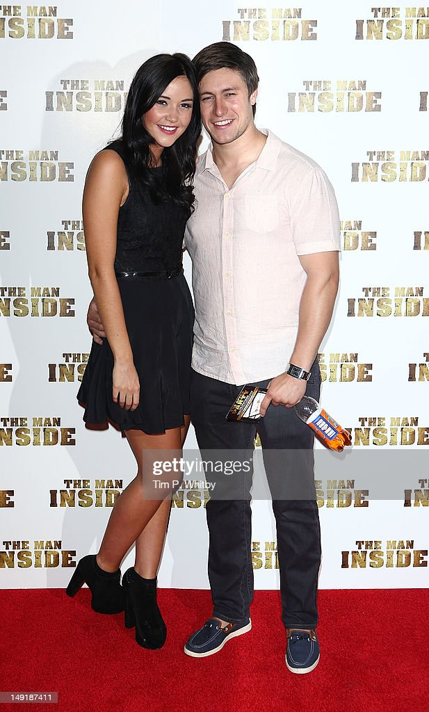 <a gi-track='captionPersonalityLinkClicked' href=/galleries/search?phrase=Jacqueline+Jossa&family=editorial&specificpeople=7781159 ng-click='$event.stopPropagation()'>Jacqueline Jossa</a> and Tony Discipline attend the premiere of 'The Man Inside' at Vue Leicester Square on July 24, 2012 in London, England.