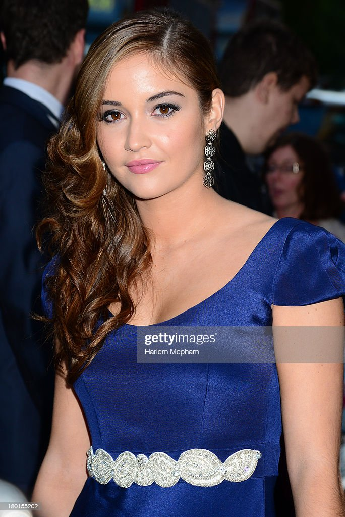 <a gi-track='captionPersonalityLinkClicked' href=/galleries/search?phrase=Jacqueline+Jossa&family=editorial&specificpeople=7781159 ng-click='$event.stopPropagation()'>Jacqueline Jossa</a> sighted arriving at the Dorchester Hotel on September 9, 2013 in London, England.