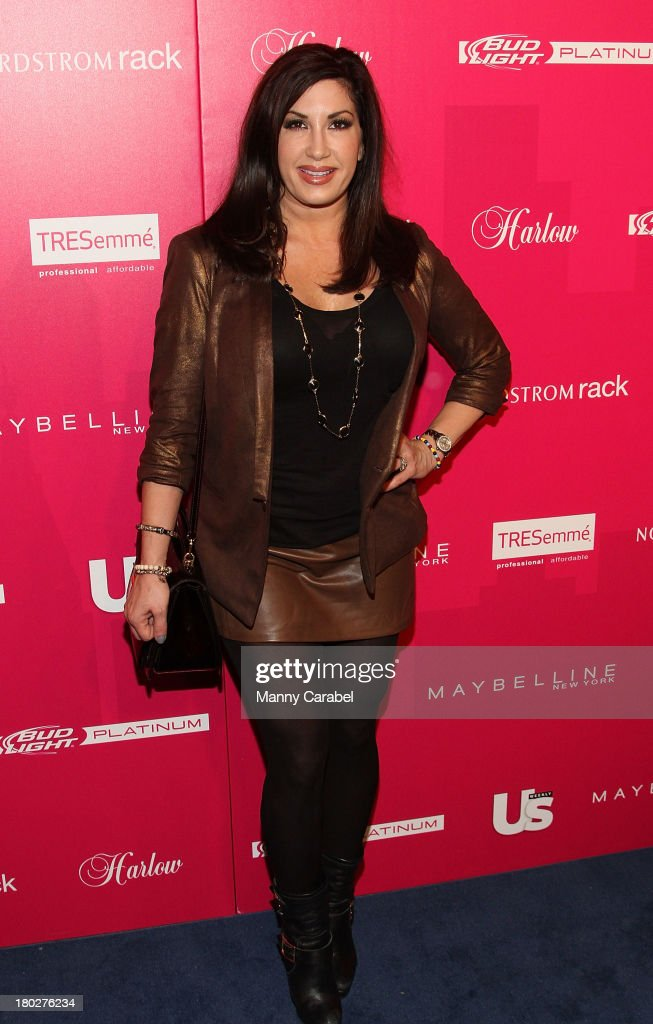 Jacqueline Laurita attends the Us Weekly's Most Stylish New Yorkers Party at Harlow on September 10, 2013 in New York City.