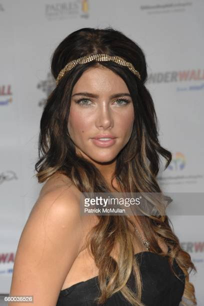 Jacqueline MacInnes Wood attends Rally for Kids with Cancer Presented by Wonderwall from MSN at The Hollywood Roosevelt Hotel on May 1 2009 in...