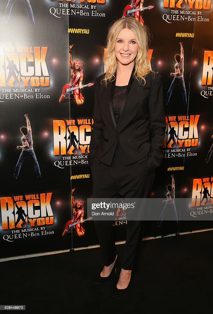 <a gi-track='captionPersonalityLinkClicked' href=/galleries/search?phrase=Jacqueline+McKenzie&family=editorial&specificpeople=242899 ng-click='$event.stopPropagation()'>Jacqueline McKenzie</a> arrives ahead of We Will Rock You Opening Night at Lyric Theatre, Star City on May 5, 2016 in Sydney, Australia.