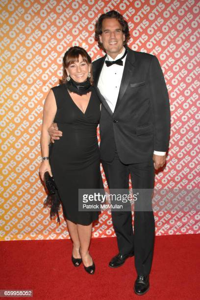 Jacqueline Overcash Jim Paladino and attend 27th Annual Otis Scholarship Benefit Fashion Show at The Beverly Hilton Hotel on May 2 2009 in Beverly...