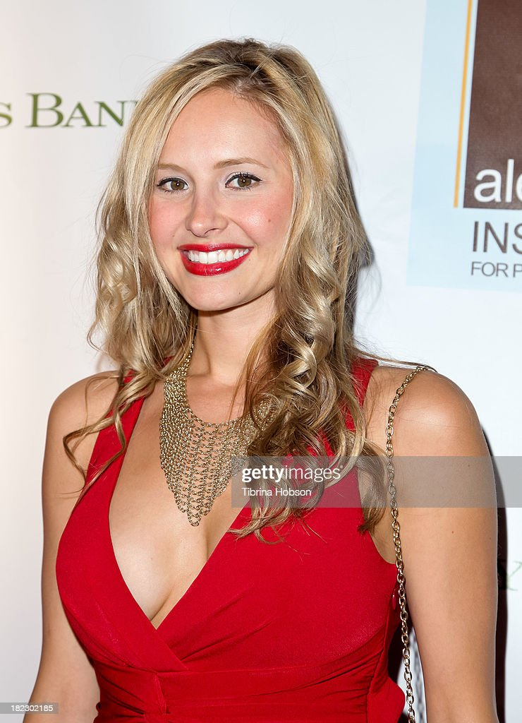 Jacqueline Schaffer attends the 4th annual Face Forward LA Gala at Fairmont Miramar Hotel on September 28, 2013 in Santa Monica, California.