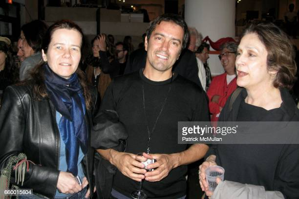 Jacqueline Stephan Ruiz and Alice Rose George attend NEW YORK PHOTO FESTIVAL Curator's Reception at POWERHOUSE ARENA on May 13 2009 in New York City
