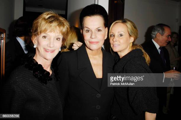 Jacqueline Weld Drake Ann Rapp and Yaz Hernandez attend PAOLO COSTAGLI and TOWN AND COUNTRY Host a Cocktail Party to Benefit CASITA MARIA at Paolo...
