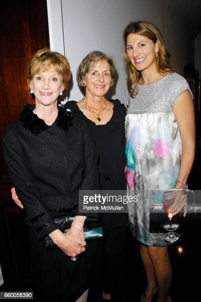 Jacqueline Weld Drake guest and Blair Voltz Clarke attend PAOLO COSTAGLI and TOWN AND COUNTRY Host a Cocktail Party to Benefit CASITA MARIA at Paolo...