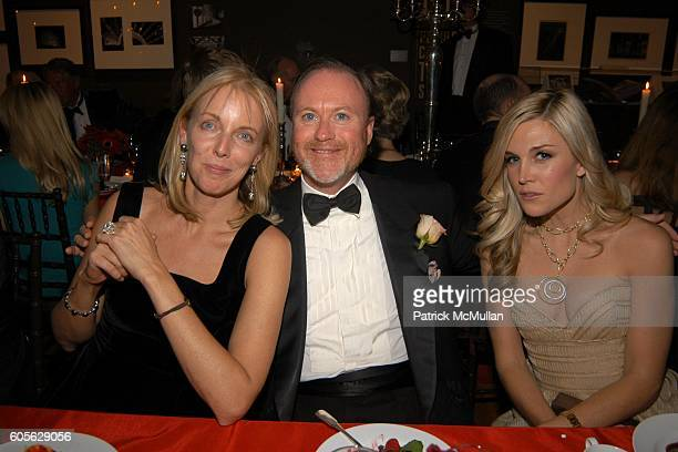 Jacqueline Williams Pierre d'Arenberg and Tinsley Mortimer attend The Museum of The City of New York The Directors Council 20th Annual Winter Ball at...