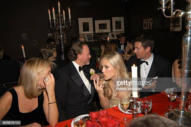 Jacqueline Williams Pierre d'Arenberg Tinsley Mortimer and Trevor Traina attend The Museum of The City of New York The Directors Council 20th Annual...