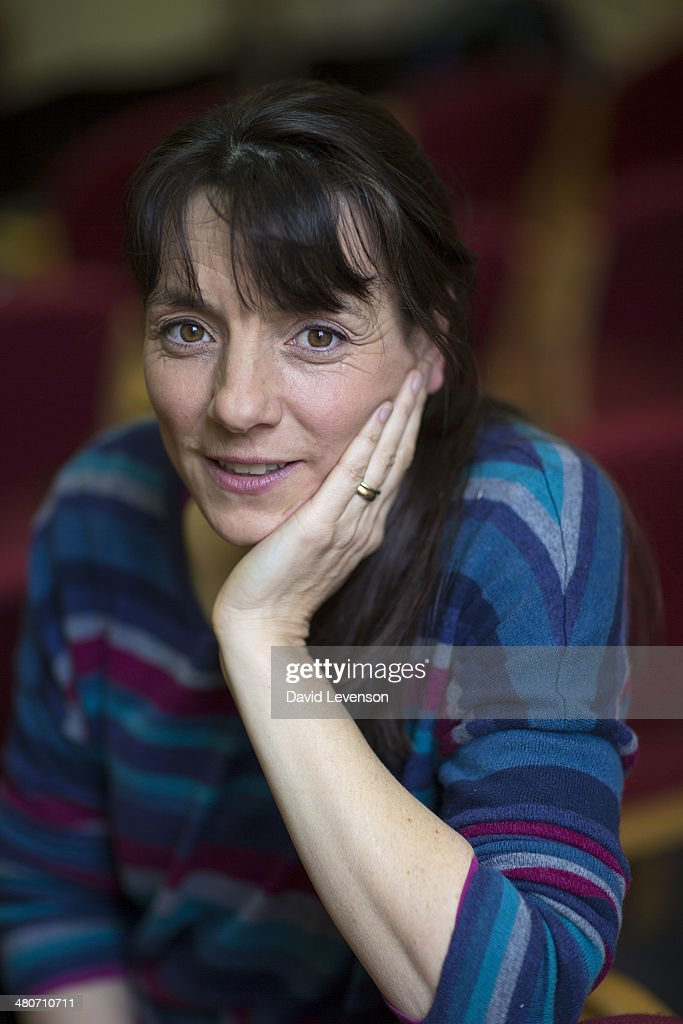Jacqueline Yallop, novelist, on Day 5 of the FT Weekend Oxford literary Festival on March 26, 2014 in Oxford, England.