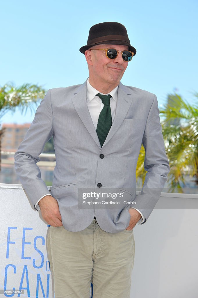 Jacques Audiard attends the Masterclass photocall during the 67th Cannes Film Festival