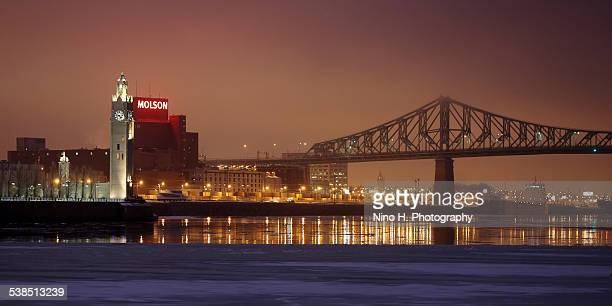 Jacques Cartier bridge - Montreal