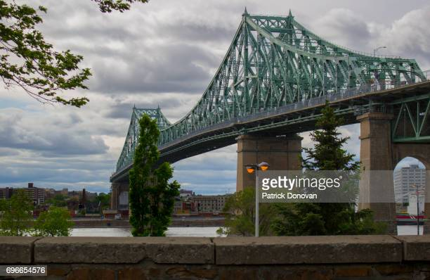 Jacques Cartier Bridge, Montreal, Quebec, Canada