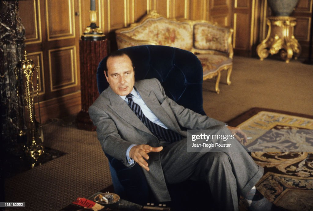 <a gi-track='captionPersonalityLinkClicked' href=/galleries/search?phrase=Jacques+Chirac&family=editorial&specificpeople=165237 ng-click='$event.stopPropagation()'>Jacques Chirac</a>, Mayor of Paris, at City Hall, 18 March 1985.