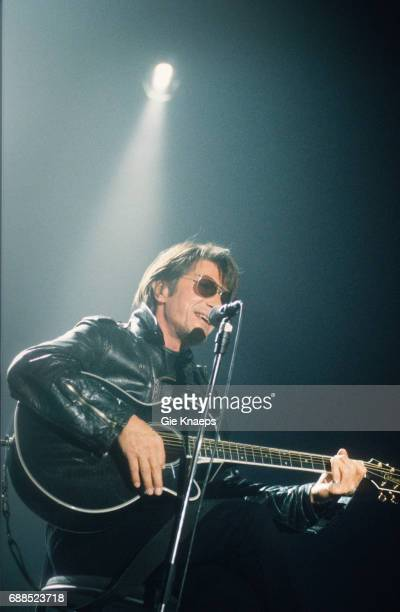 Jacques Dutronc Vorst Nationaal Brussels Belgium