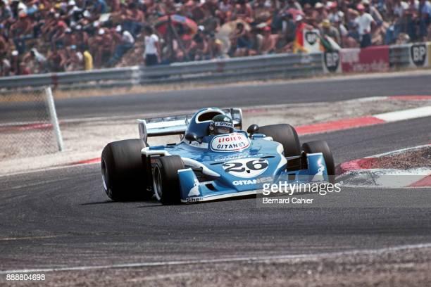 Jacques Laffite LigierMatra JS5 Grand Prix of France Circuit Paul Ricard 04 July 1976