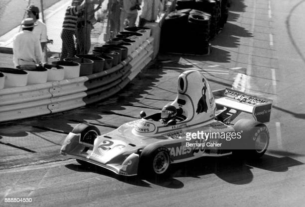 Jacques Laffite LigierMatra JS5 Grand Prix of the United States Watkins Glen International 10 October 1976