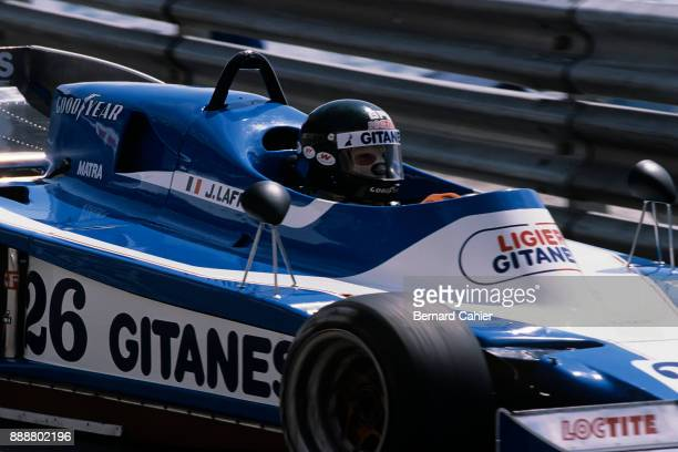 Jacques Laffite LigierMatra JS7/9 Grand Prix of Belgium Circuit Zolder 21 May 1978