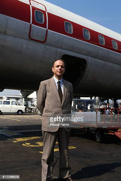 Jacques Maillot Former CEO of French Travel Agency Nouvelles Frontieres