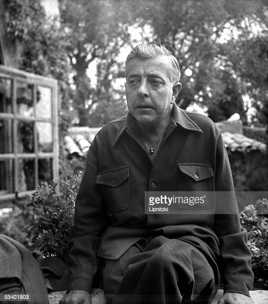Jacques Prevert poet and French writer On 1951 LIP5376001