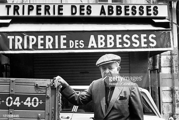 Jacques Prevert Rue Des Abbotsses Paris 18Th District