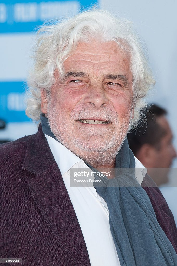 Jacques Weber arrives at the closing ceremony of the 38th Deauville American Film Festival on September 8, 2012 in Deauville, France.