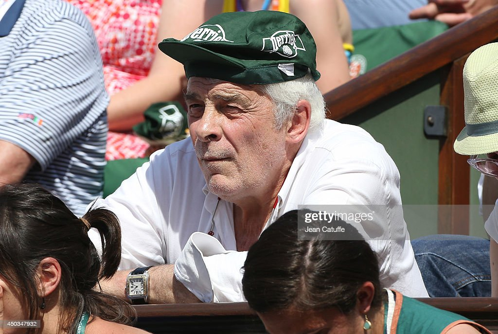 <a gi-track='captionPersonalityLinkClicked' href=/galleries/search?phrase=Jacques+Weber&family=editorial&specificpeople=672880 ng-click='$event.stopPropagation()'>Jacques Weber</a> attends the women's final of the French Open 2014 held at Roland-Garros stadium on June 7, 2014 in Paris, France.