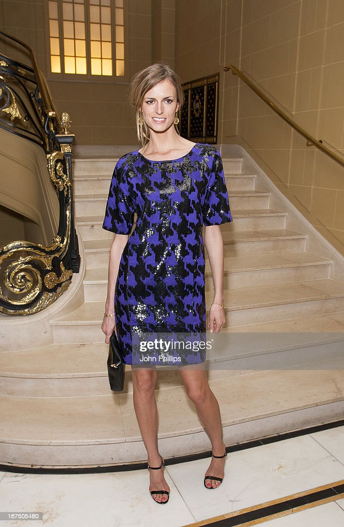 <a gi-track='captionPersonalityLinkClicked' href=/galleries/search?phrase=Jacquetta+Wheeler&family=editorial&specificpeople=213646 ng-click='$event.stopPropagation()'>Jacquetta Wheeler</a> attends a Vogue dinner hosted by Alexandra Shulman in honour of Michael Kors at Cafe Royal on April 25, 2013 in London, England.