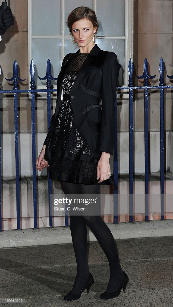 <a gi-track='captionPersonalityLinkClicked' href=/galleries/search?phrase=Jacquetta+Wheeler&family=editorial&specificpeople=213646 ng-click='$event.stopPropagation()'>Jacquetta Wheeler</a> attends the Creative London party hosted by the British Fashion Council, British Academy of Film and Television Arts and The British Recorded Music Industry during London Fashion Week AW14 at Spencer House on February 17, 2014 in London, England.