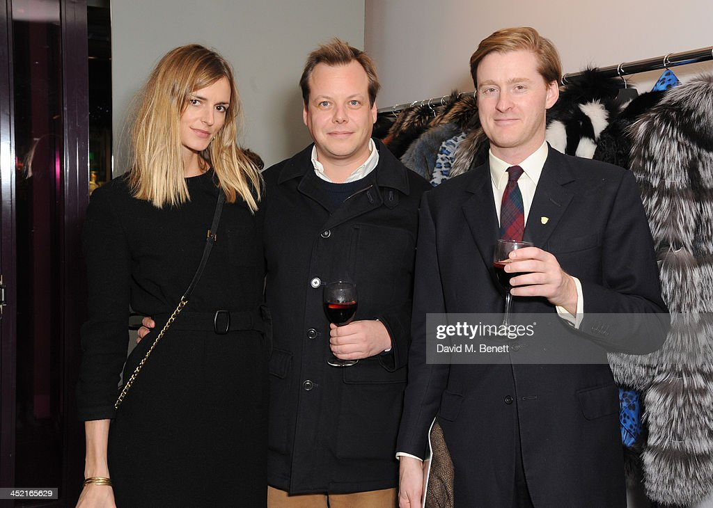 <a gi-track='captionPersonalityLinkClicked' href=/galleries/search?phrase=Jacquetta+Wheeler&family=editorial&specificpeople=213646 ng-click='$event.stopPropagation()'>Jacquetta Wheeler</a>, Jamie Allsopp and Tom Naylor-Leyland attend A Winter's Evening With Hockley hosted by Alice Naylor-Leyland and Katie Readman to preview the Autumn/Winter 2013-2014 collection at the Hockley Conduit Street store on November 26, 2013 in London, England.