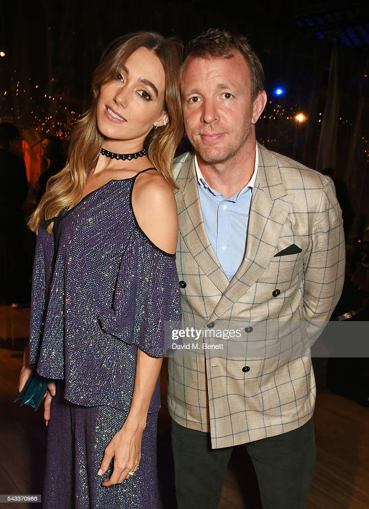 <a gi-track='captionPersonalityLinkClicked' href=/galleries/search?phrase=Jacqui+Ainsley&family=editorial&specificpeople=209223 ng-click='$event.stopPropagation()'>Jacqui Ainsley</a> (L) and <a gi-track='captionPersonalityLinkClicked' href=/galleries/search?phrase=Guy+Ritchie&family=editorial&specificpeople=239519 ng-click='$event.stopPropagation()'>Guy Ritchie</a> attend the Summer Gala for The Old Vic at The Brewery on June 27, 2016 in London, England.