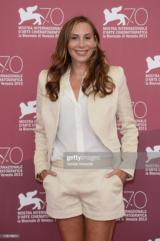 Jacqui Getty attends 'Palo Alto' Photocall during the 70th Venice International Film Festival at Palazzo del Casino on September 1, 2013 in Venice, Italy.