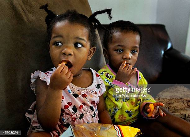 Jada and Jaden are 2yearold twins that stay with Raphael Richmond very often so much so that it has put an economic burden on her But as their aunt...