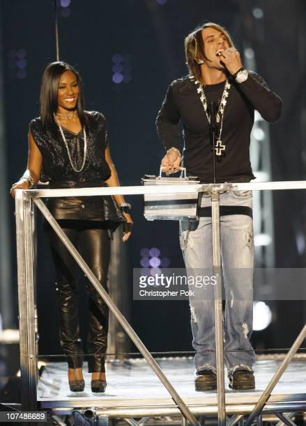 Jada Pinkett Smith and Criss Angel introduce Ozzy Osbourne