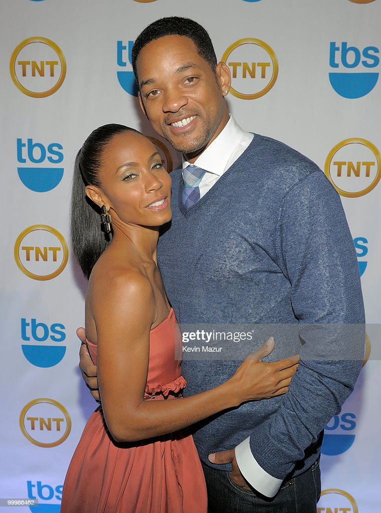 Jada Pinkett Smith and Will Smith attend the TEN Upfront presentation at Hammerstein Ballroom on May 19, 2010 in New York City. 19688_001_0471.JPG