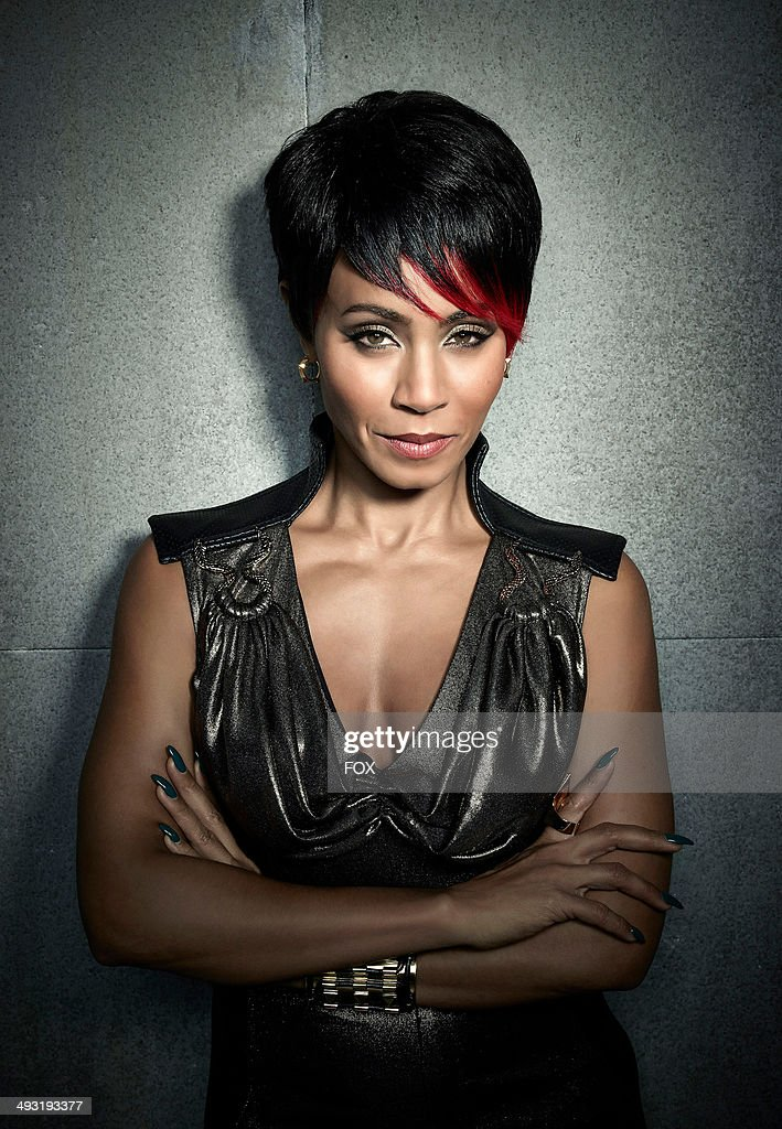 <a gi-track='captionPersonalityLinkClicked' href=/galleries/search?phrase=Jada+Pinkett+Smith&family=editorial&specificpeople=201837 ng-click='$event.stopPropagation()'>Jada Pinkett Smith</a> as Fish Mooney. GOTHAM will air Mondays (8:00-9:00 PM ET/PT) this fall on FOX.
