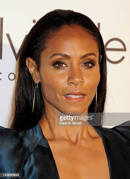 Jada Pinkett Smith attends as The IFP Calvin Klein Collection euphoria Calvin Klein celebrate Women In Film during the 65th Cannes Film Festival at...