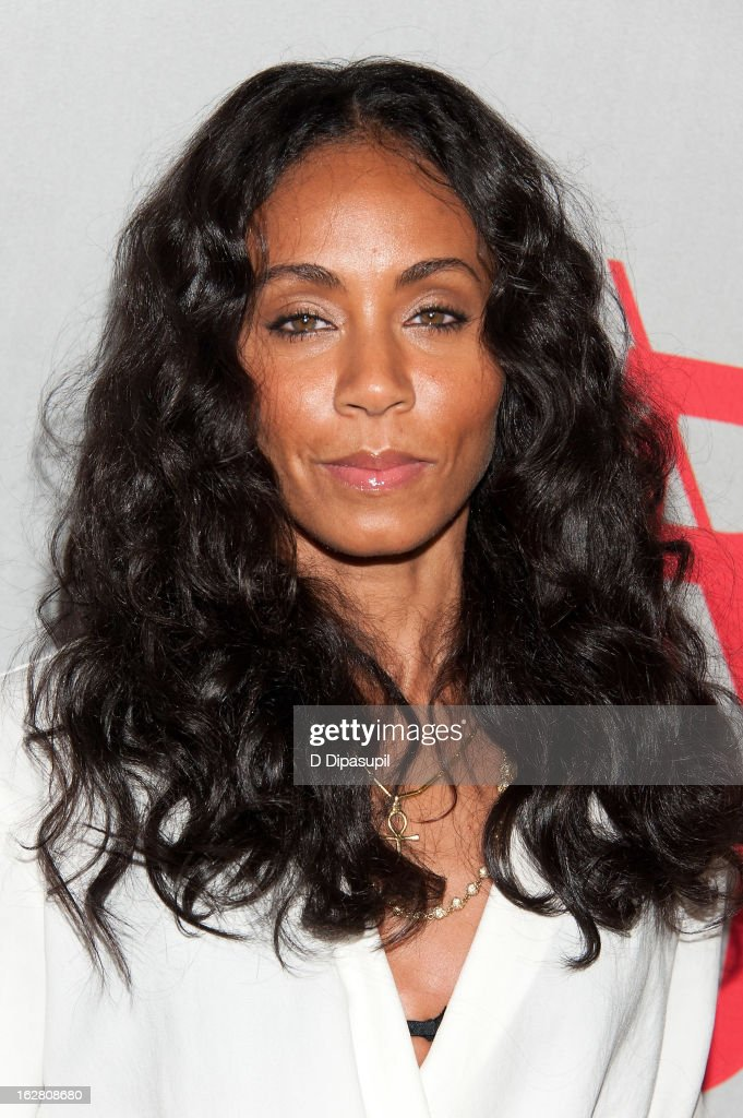 <a gi-track='captionPersonalityLinkClicked' href=/galleries/search?phrase=Jada+Pinkett+Smith&family=editorial&specificpeople=201837 ng-click='$event.stopPropagation()'>Jada Pinkett Smith</a> attends BET's Rip The Runway 2013 at Hammerstein Ballroom on February 27, 2013 in New York City.