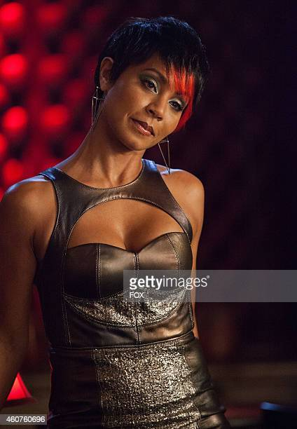 Jada Pinkett Smith in the 'Rogues' Gallery' episode of GOTHAM airing Monday Jan 5 2015 on FOX