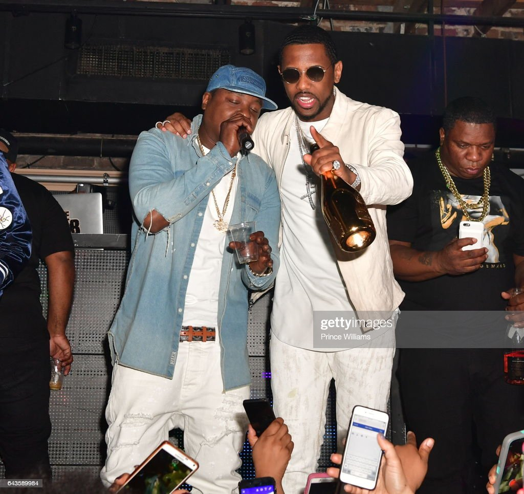 Jadakiss and Fabolous perform at The Rich and Famous All Star Weekend Grand Finale at The Metropolitan on February 20, 2017 in New Orleans, Louisiana.