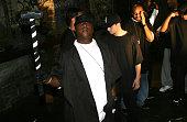 Jadakiss and guests during Bone Crusher Remix Video Shoot Featuring Busta Rhymes Camron Juelz Santana and Jadakiss at Broadway Warehouse in New York...