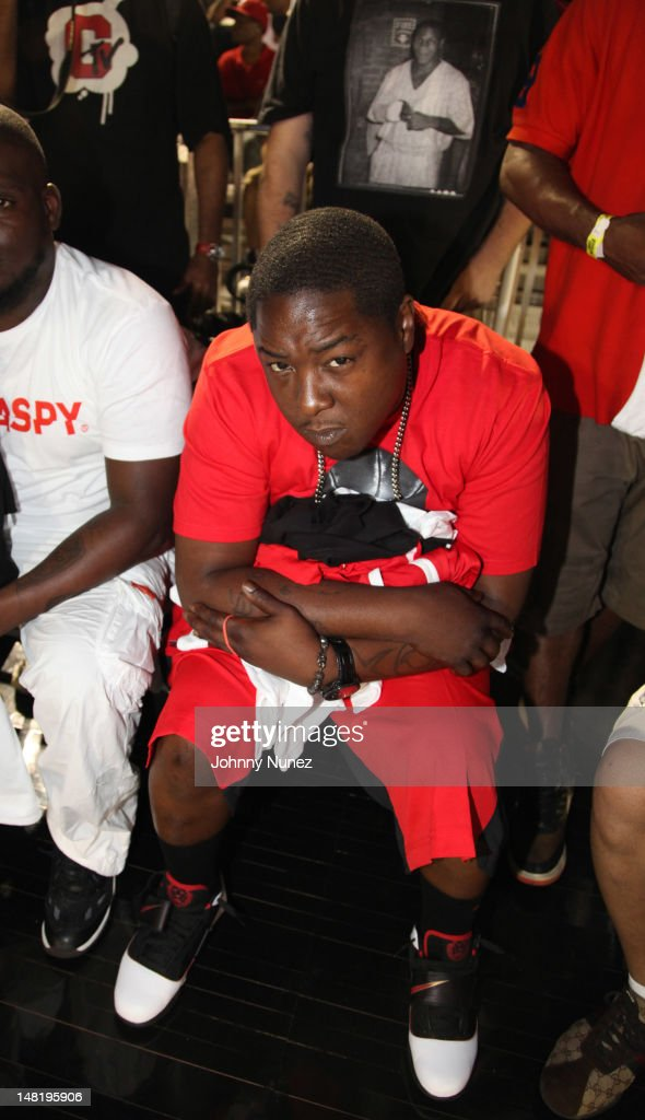 <a gi-track='captionPersonalityLinkClicked' href=/galleries/search?phrase=Jadakiss&family=editorial&specificpeople=224058 ng-click='$event.stopPropagation()'>Jadakiss</a> attends the <a gi-track='captionPersonalityLinkClicked' href=/galleries/search?phrase=Jadakiss&family=editorial&specificpeople=224058 ng-click='$event.stopPropagation()'>Jadakiss</a> & Team Nike Basketball Game at Rivington Court on July 11, 2012 in New York City.