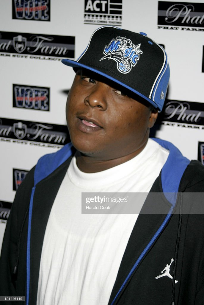 Jadakiss during Babyface and Russell Simmons Host 'Wake Up Everybody' Release Party at Bryant Park Hotel Cellar Bar in New York City, New York, United States.