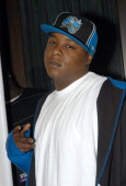 Jadakiss during Free Presents BreakCelebrity Pool Tournament 2004 Arrivals at Slate in New York City New York United States