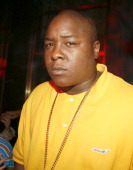 Jadakiss during JayZ Celebrates the 10th Anniversary of 'Reasonable Doubt' Inside at Rainbow Room in New York United States