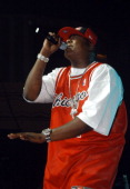 Jadakiss during Pepsi Smash Live Presents Jadakiss Fabolous Jagged Edge and Lyfe at Webster Hall in New York City New York United States