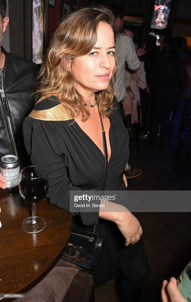 Jade Jagger attends 'Keep Live Music Alive In Soho' presented by Copper Dog at The Piano Bar Soho on April 5, 2017 in London, England.