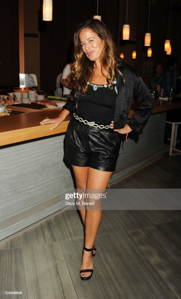 Jade Jagger attends private dinner hosted by AnOther Magazine to celebrate the latest cover star Bjork at Sake No Hana on September 20, 2010 in London, England.