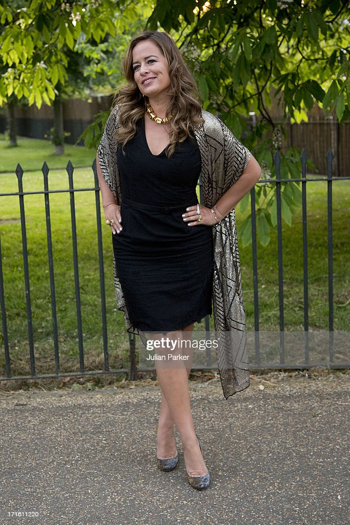 Jade Jagger attends the annual Serpentine Gallery summer party at The Serpentine Gallery on June 26, 2013 in London, England.